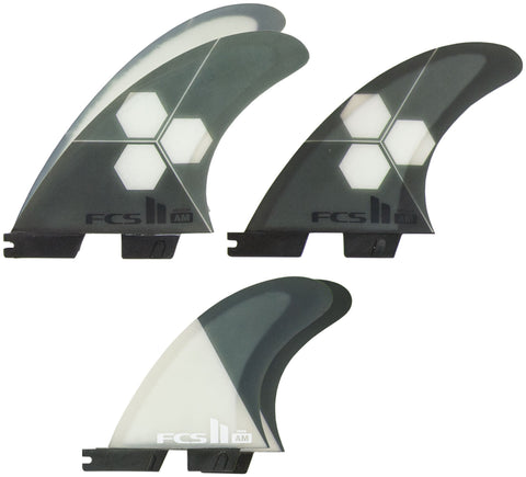 FCS II AM2 Aircore 5 Fin Set - Vintage Surf Co