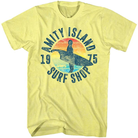 Amity Island Surf Shop T-Shirt - Vintage Surf Co