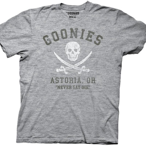 Astoria Oregon Goonies T-Shirt - Vintage Surf Co