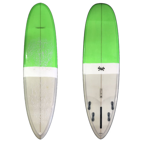 Modern Love Child 7'6 Used Surfboard - Vintage Surf Co