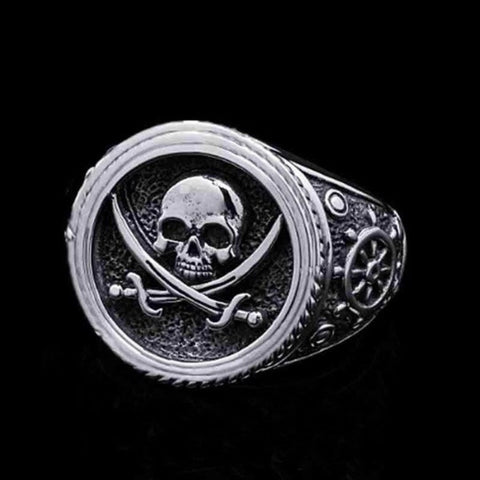 Jolly Rogers Ring - Vintage Surf Co