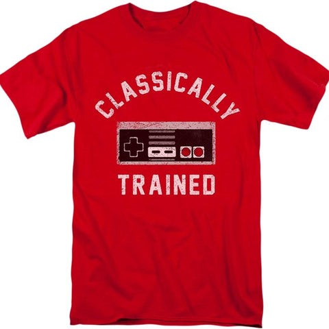 Classically Trained NES Controller Shirt - Vintage Surf Co