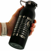 From Mom to Son - Insulated Steel Travel Bottle