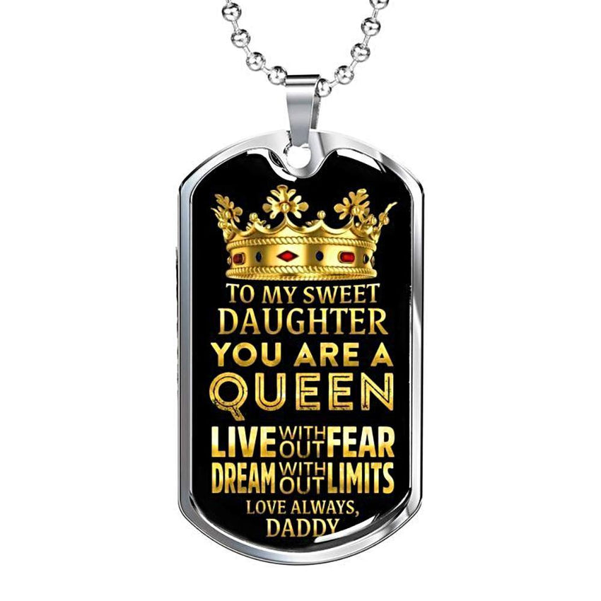 Perfect Gift from Daddy to Daughter