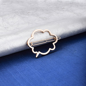 Hollow Cloud Hair Pin - Ferosh