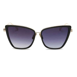 Elio Ombre Violet Cat-Eye Shades - Ferosh