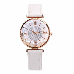 Electra Glam White Watch - Ferosh
