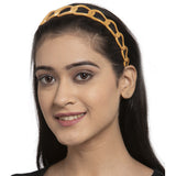 Mustard Rings Hairband