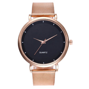 Lola Golden-Black Glam Watch - Ferosh