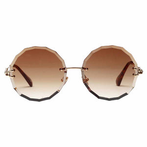 Ferosh Round Designer Sunglasses For Women & Men  - Online Sunglasses
