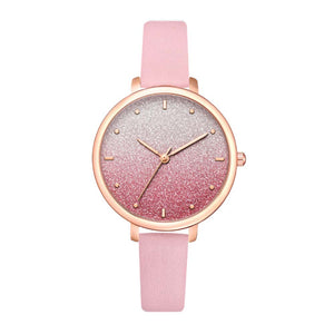 Livia Sparkly Pink Watch - Ferosh