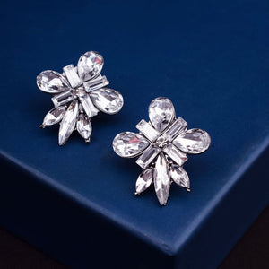 Ferosh crystal stud for women - earrings online