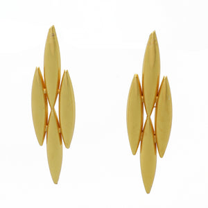 Ferosh Gold Plated indowestern Earrings For Women - Drop Earrings Online