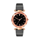 Regina Rose Golden Metallic Grey Watch - Ferosh