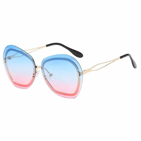Ferosh Big Shaded Sunglasses for women - Sunglasses for women