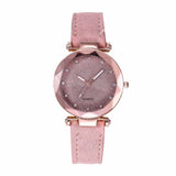 Eloise Sparkly Pink Cocktail Watch - Ferosh