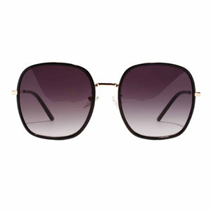 Zora Curved Square Sunglasses - Ferosh
