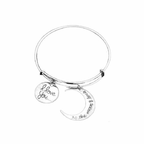 Elvie Charms Bracelet - Ferosh