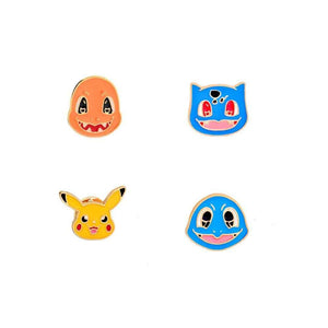 Ferosh Brooches Pokemon Brooches