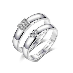 Lavish Couple Rings - Ferosh
