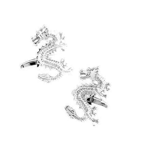 Ferosh Cufflinks Dragon Cufflinks
