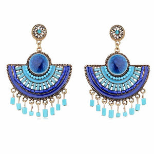 Azora Dangler Earrings - Ferosh