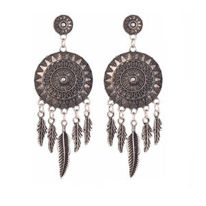 Bohemian Styled Earrings - Ferosh