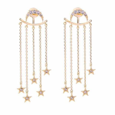 Ferosh Earrings Drizzling Stars Earrings