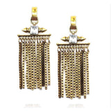 Punk Spiked Earrings - Ferosh