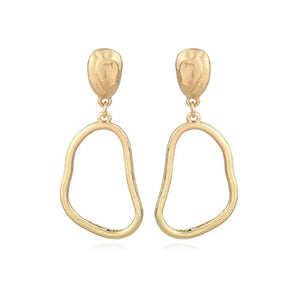 Sophia Designer Dangler Earrings - Ferosh