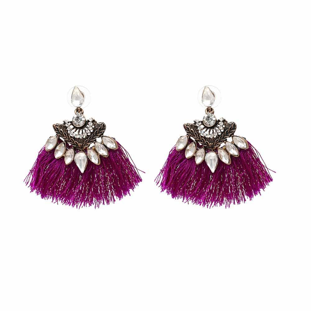 Ferosh Earrings Thistle Earrings