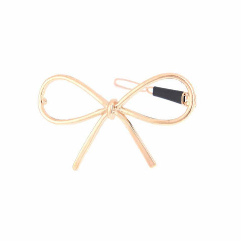 Ferosh Hair Accessories Golden Knot Hairpin
