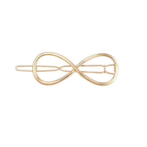 Ferosh Hair Accessories Infinity Hairpin
