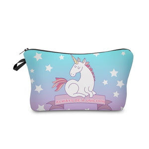 Cheery Unicorn Makeup Pouch - Ferosh