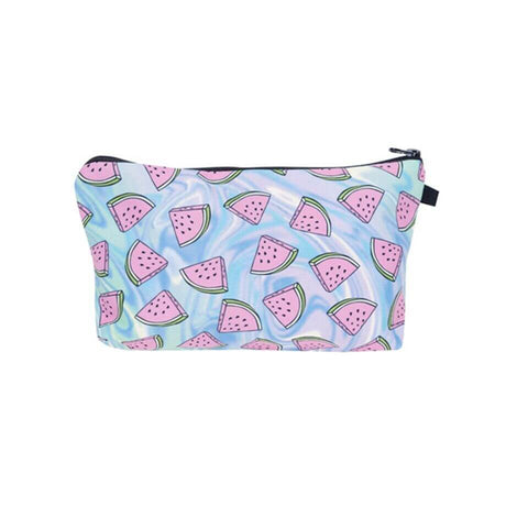 Ferosh Makeup Pouch Magistic Blue Makeup Pouch