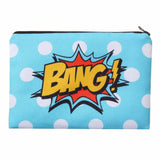 The Bang-on Makeup Pouch - Ferosh
