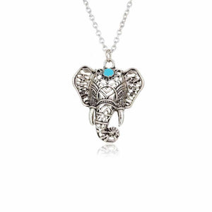 Ferosh Pendant Necklace Elephant Pendant