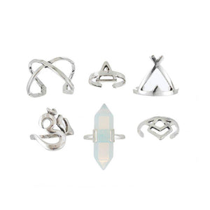 Om ring set - Ferosh