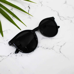 Gigi Black Cat Eye Sunglasses - Ferosh
