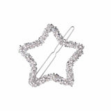 Ferosh Clora Silver Shining Star Hair Pin - Ferosh