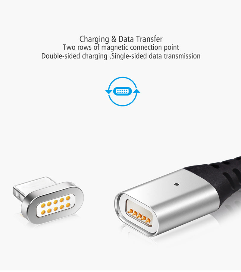 Magnetic Charging cable 3 in 1 zap charger