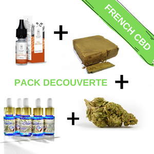 PACK DECOUVERTE