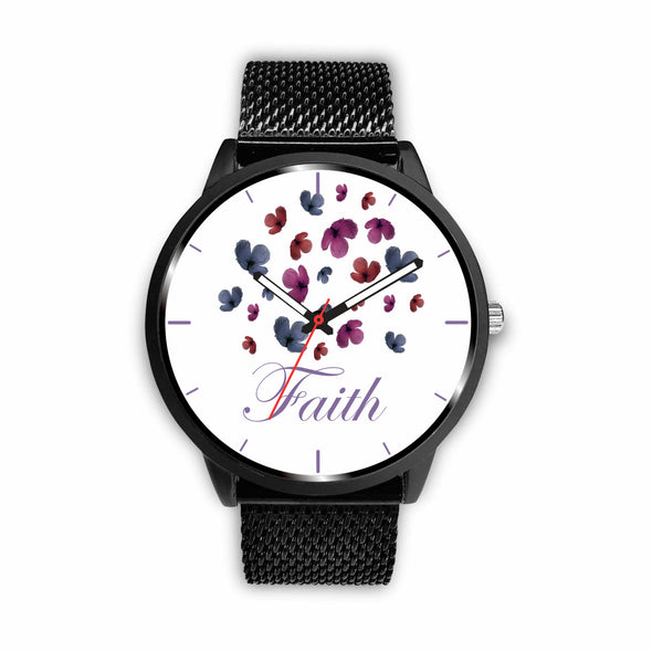 Faith Statement Watch - Lavish & Lovely