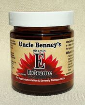 Uncle Benney's Vitamin E Extreme Facial Crème - Lavish & Lovely