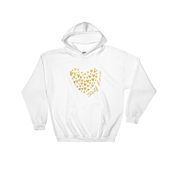 Self Love Hooded Sweatshirt