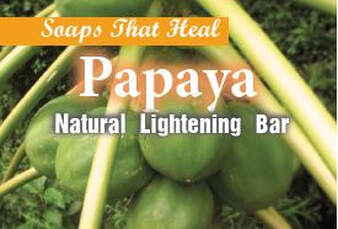 Papaya Natural Lightening Bar