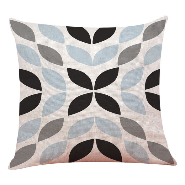 Home Decor Cushion Cover Simple Geometric Throw Pillowcase Pillow Covers - Lavish & Lovely