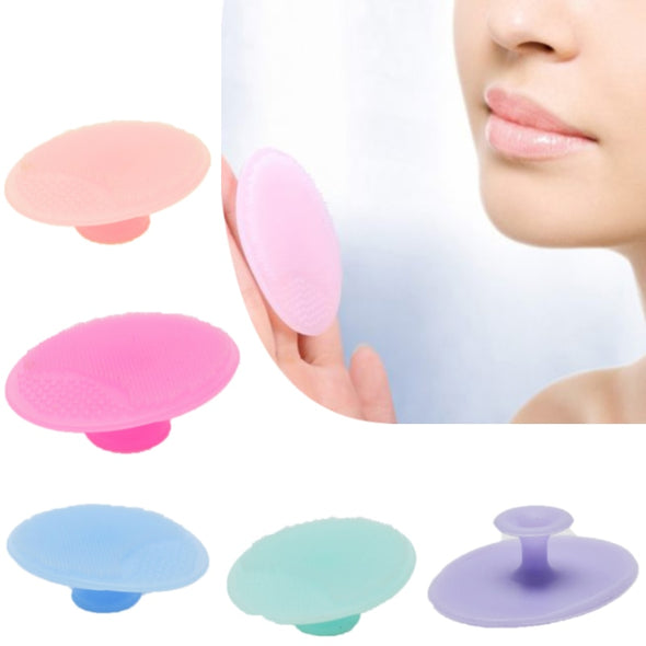 Silicone Cleansing Brushes (Reusable) - Lavish & Lovely