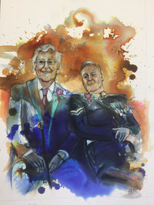 Bespoke Portrait (Click to browse examples of previous commissions)