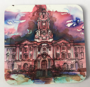 Stockport Town Hall coaster